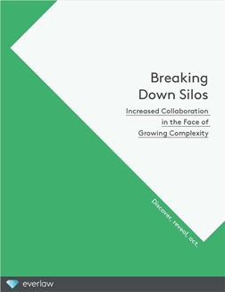 Breaking Down Silos- Increased Collaboration in the Face of Growing Complexity